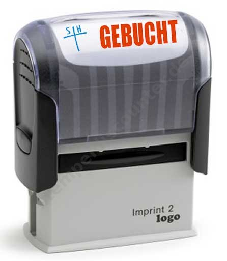 "Office Printer ""Gebucht"""