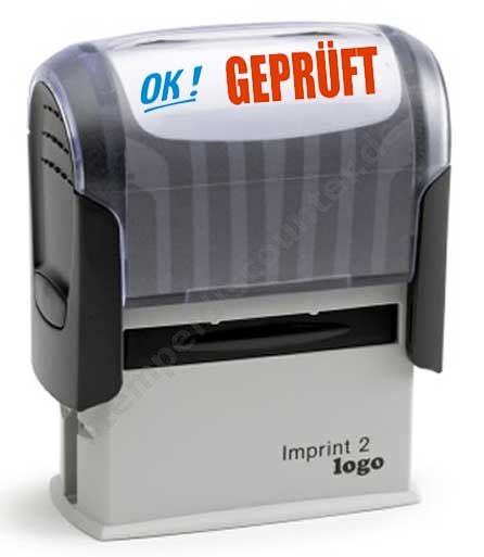"Office Printer ""Geprüft"""