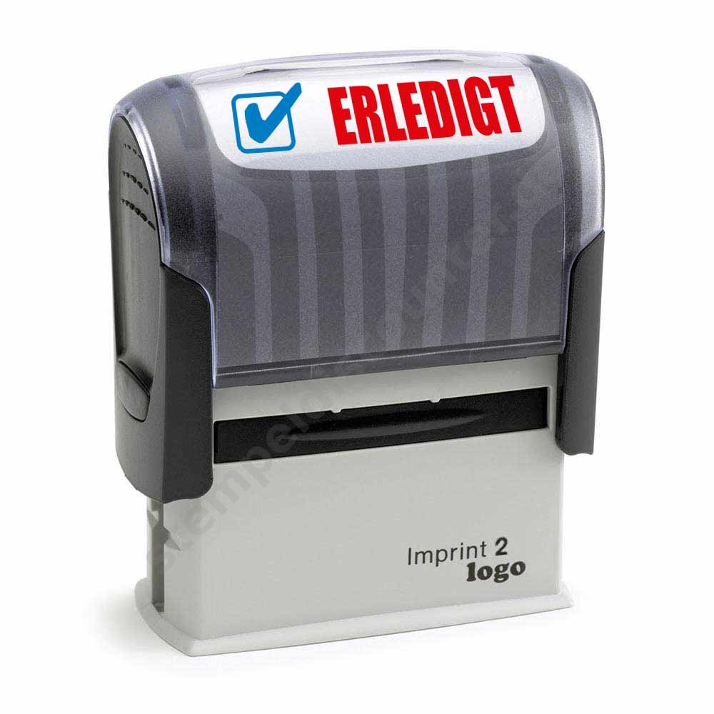 "Office Printer ""Erledigt"""