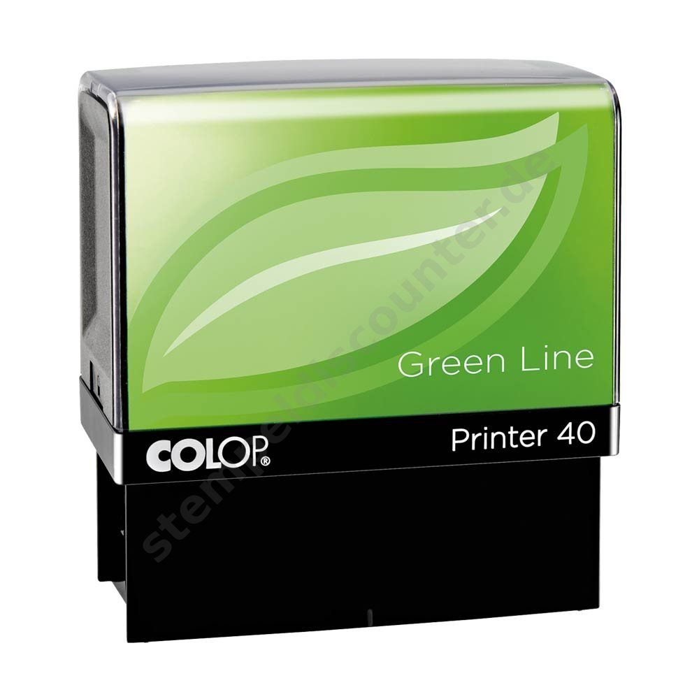 Colop Printer 40 Green Line
