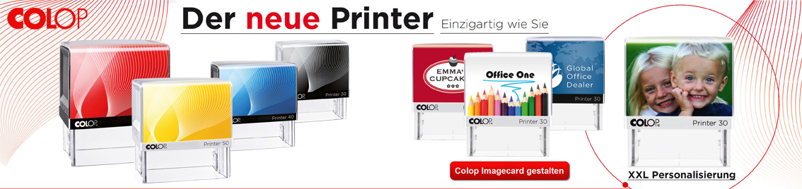 Colop new Printer